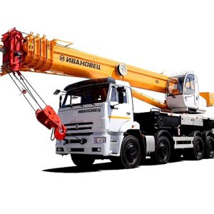 Автокраны, 40 тонн